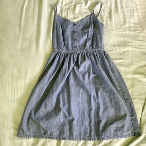 Old Navy jean denim summer dress